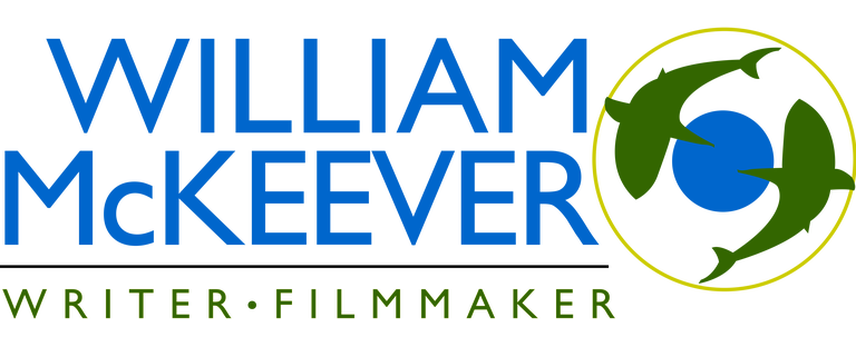 William McKeever - Writer, Filmmaker, Shark Conservation Enthusiast